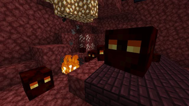 Minecraft Where to find Slimes Magma Cube