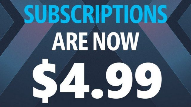 Mixer subscription price drop Twitch