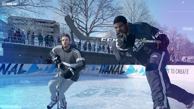 play NHL 20 for free
