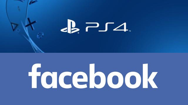 PS4 disappearing Facebook profile picture