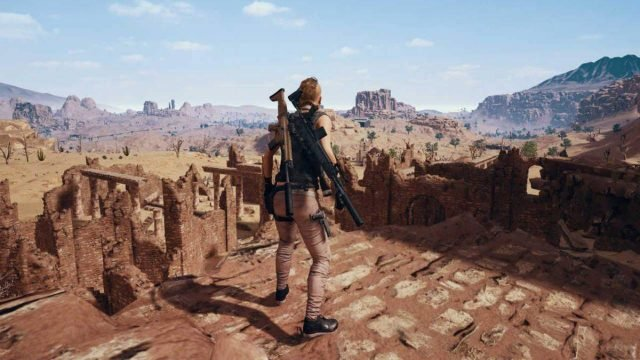 How to use the Scope in PUBG on PS4 and Xbox One