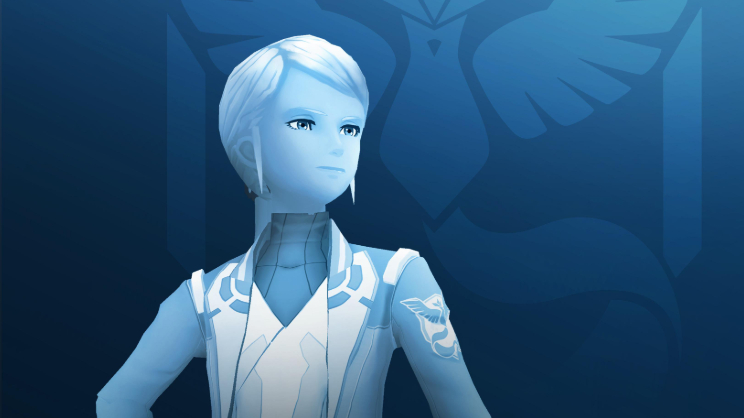 Pokemon GO's Blanche is the first non-binary character in a Nintendo franchise
