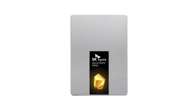 SK Hynix Gold S31 SSD Review Front