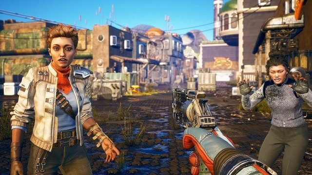 The Outer Worlds Download Size