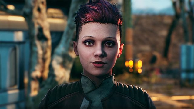 The Outer Worlds Full voice actor cast list