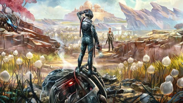 The Outer Worlds PC Game Pass Install Error