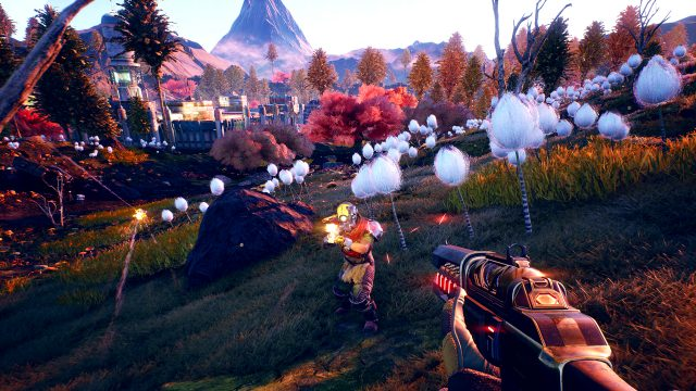 Is The Outer Worlds Multiplayer?