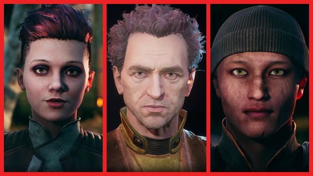 The Outer Worlds voice cast _ Full actors list