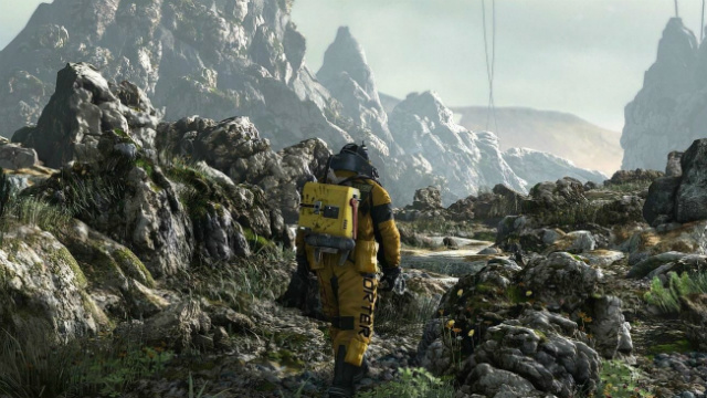 What is Death Stranding Gameplay, story, multiplayer, and more