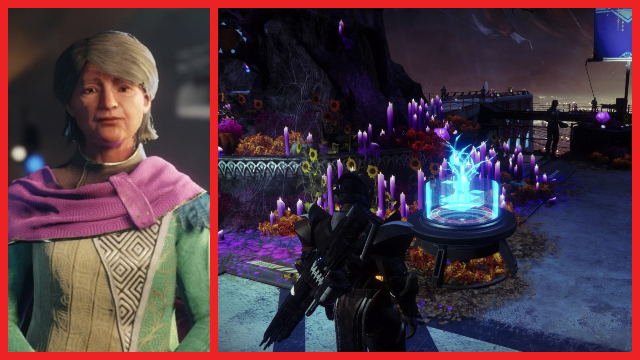 Where is the Haunted Forest in Destiny 2_ _ Festival of the Lost activity location