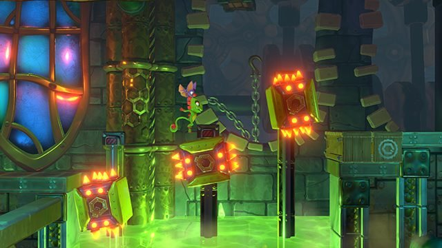 yooka-laylee and the impossible lair review