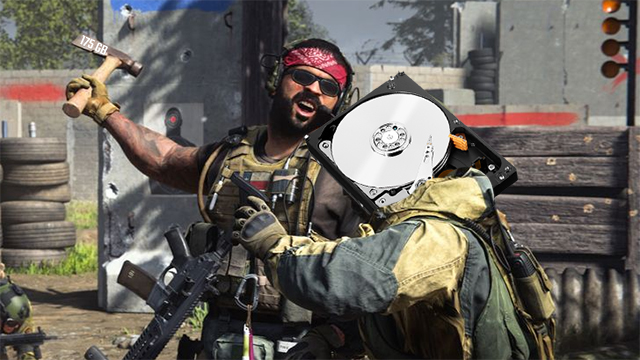 Call of Duty: Modern Warfare proves that game download sizes are getting ridiculous