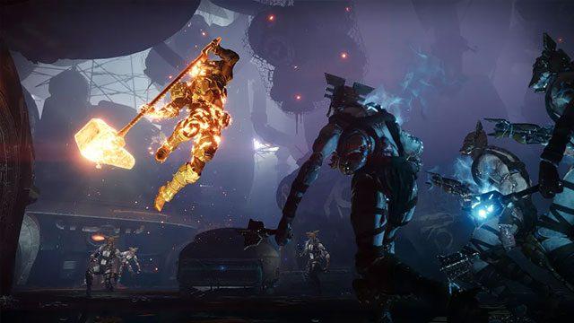 Does Destiny 2 Shadowkeep come with Forsaken?