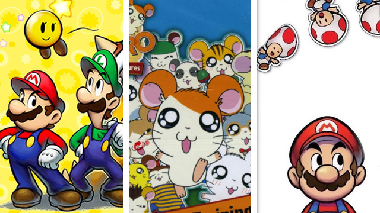 Remembering The Best Alphadream Games From Mario And Luigi To