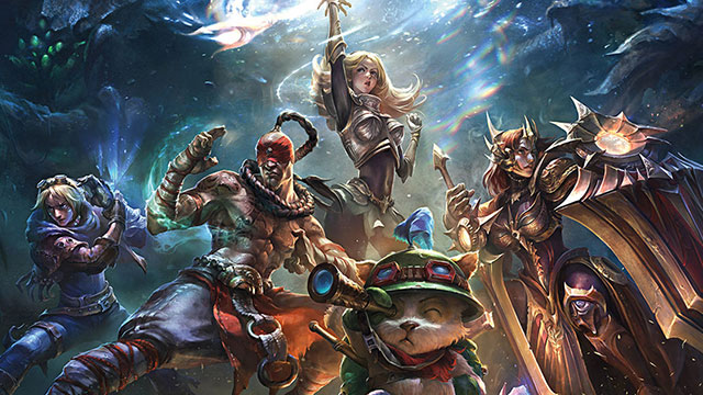 League of Legends Uyghur chat ban found to be in error