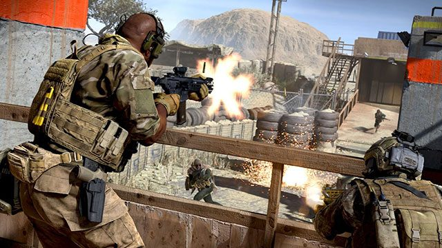 Modern Warfare is missing Spec Ops missions that were advertised at launch