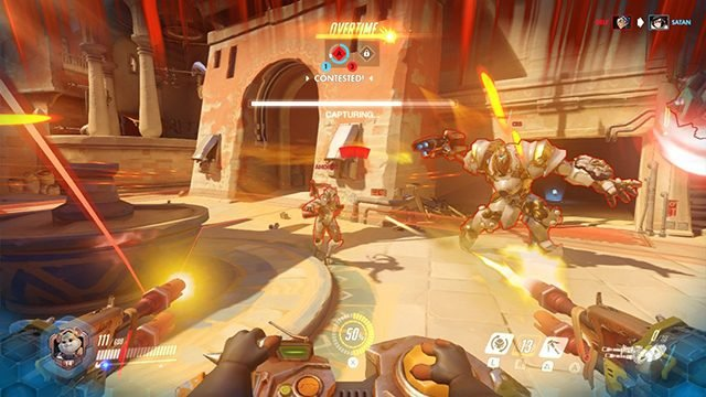 Overwatch Switch Review | Experience inferiority