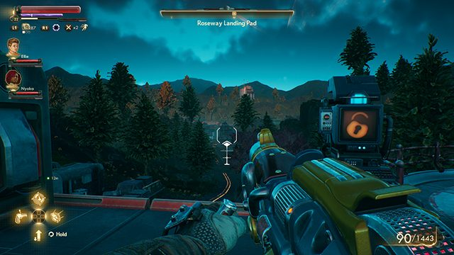 The Outer Worlds Distress Signal on Terra 2   How to find it