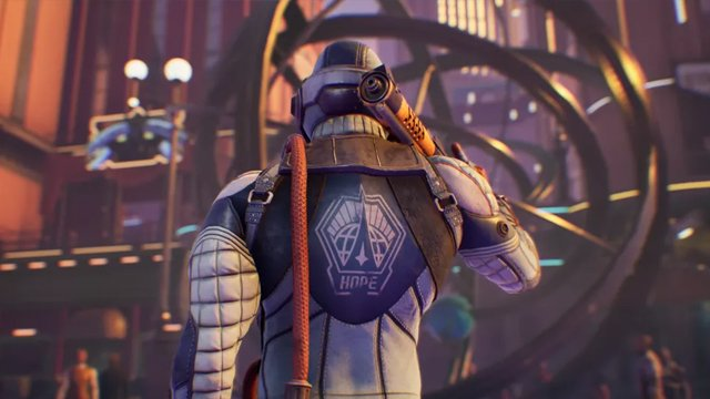 the outer worlds change appearance