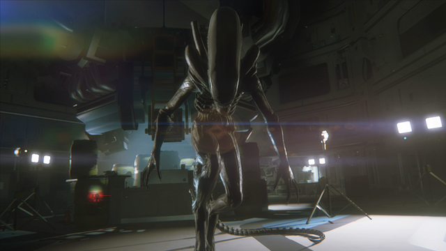 Alien Isolation Nintendo Switch release date