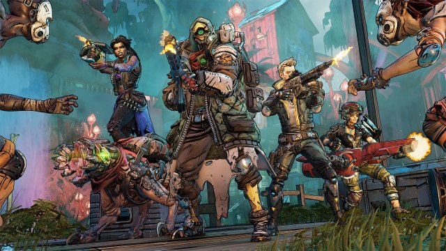 Borderlands 3 Steam release date what is