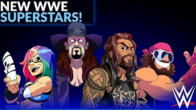 WWE Brawlhalla 3.51 update patch notes