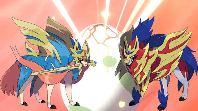 Can you breed Legendary Pokemon in Sword and Shield