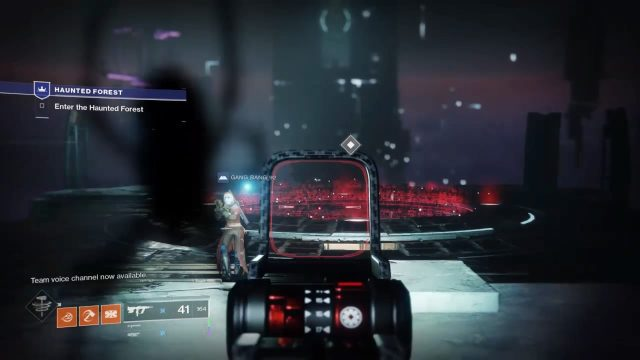 destiny 2 see a spider in your sights