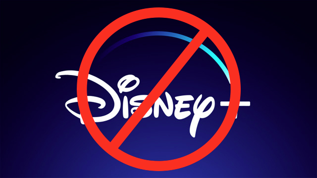 Disney Plus Slow Internet Connection Speeds Error