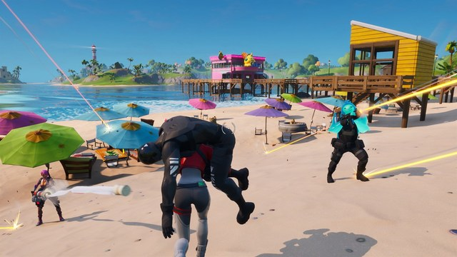 Fortnite 'video driver crashed and was reset' error fix