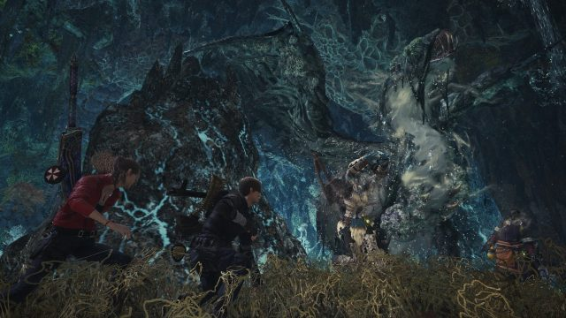 How to get the Leon and Claire armor sets in Monster Hunter World_ Iceborne
