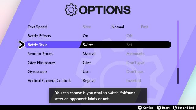 Is there a hard mode in Pokemon Sword and Shield_