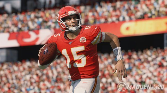 Madden 20 patch notes January title update 1.22