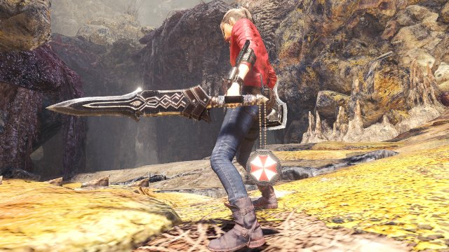 Monster Hunter World Resident Evil 2 crossover _ 11.5 update Raccoon City event patch notes