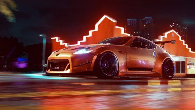 Need for Speed Heat 1.02 Update