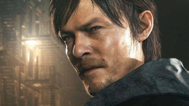 Norman Reedus game list Silent Hills P.T.