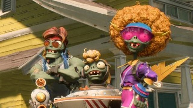 Plants vs. Zombies Neighborville Feastivus update