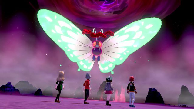Pokemon Sword and Shield Max Raids Not Finding Players