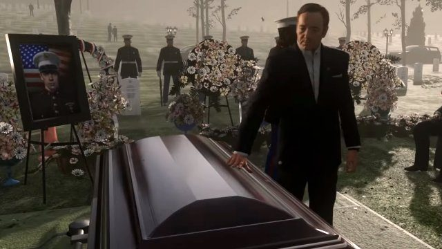 Press F to Pay Respects meme Kevin Spacey