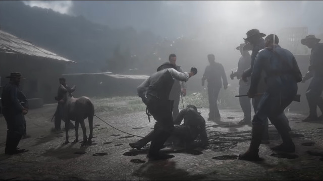 Red Dead Redemption 2 Review Bombed Beatdown