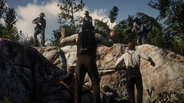 Red Dead Redemption 2 PC crashes on startup