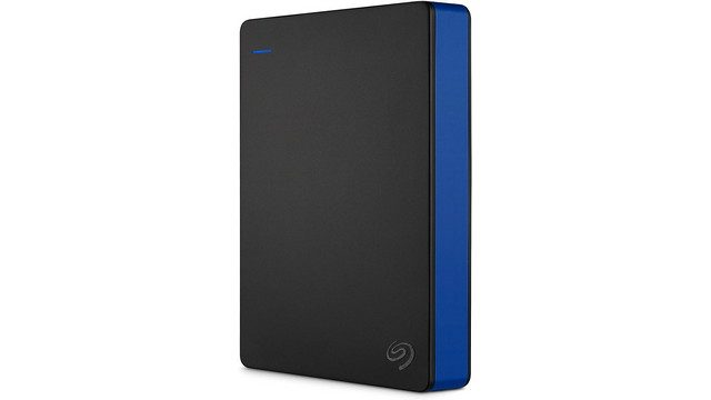 Seagate Game Drive for PS4 (4TB)
