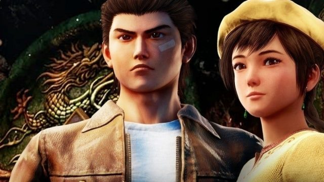 Shenmue 3 coming to switch