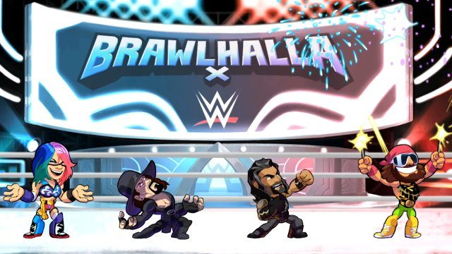 WWE Brawlhalla 3-51 update patch notes