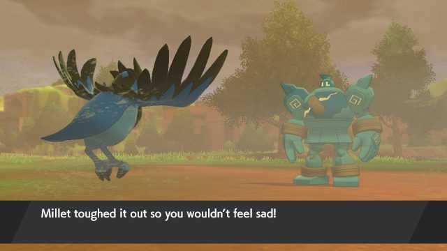What's the difference between Affection and Friendship_Happiness in Pokemon Sword and Shield_