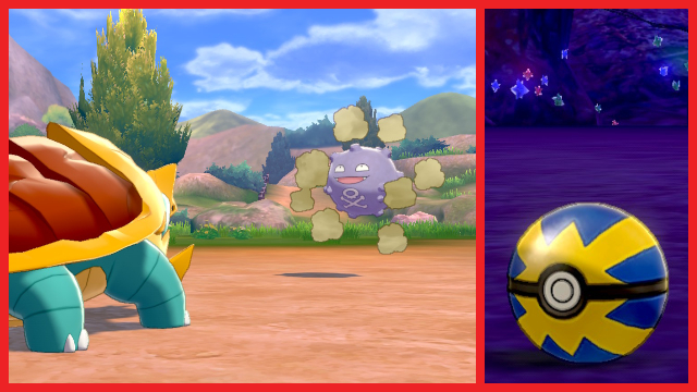 Where to buy Quick Balls in Pokemon Sword and Shield