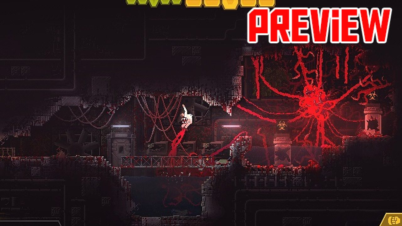 Carrion Is Interactive Grindhouse Horror Straight Out Of A Drive