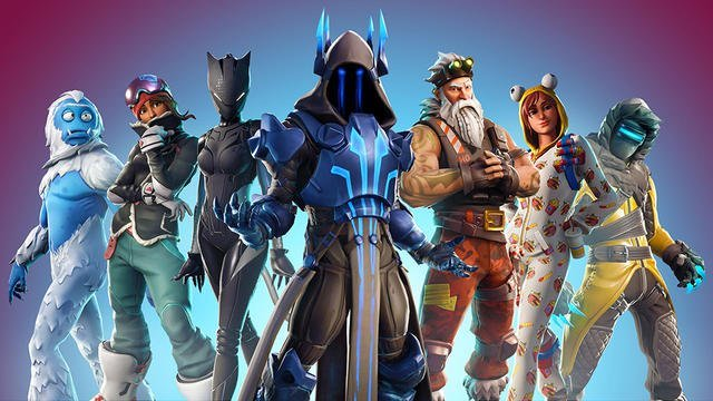 find the Back Bling hidden in the Chaos Rising Loading Screen