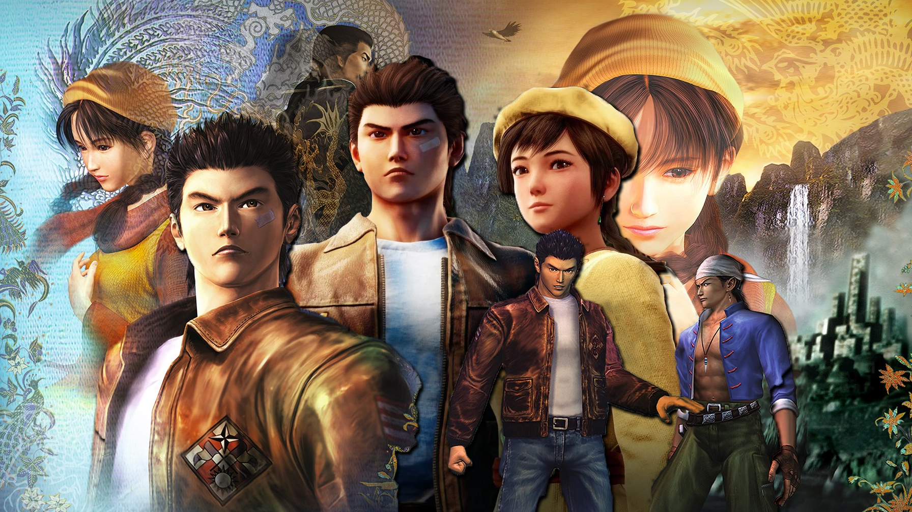 How we finally got Shenmue 3 after 18 long years