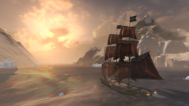 Assassins Creed Rebel Collection Pirate Ship